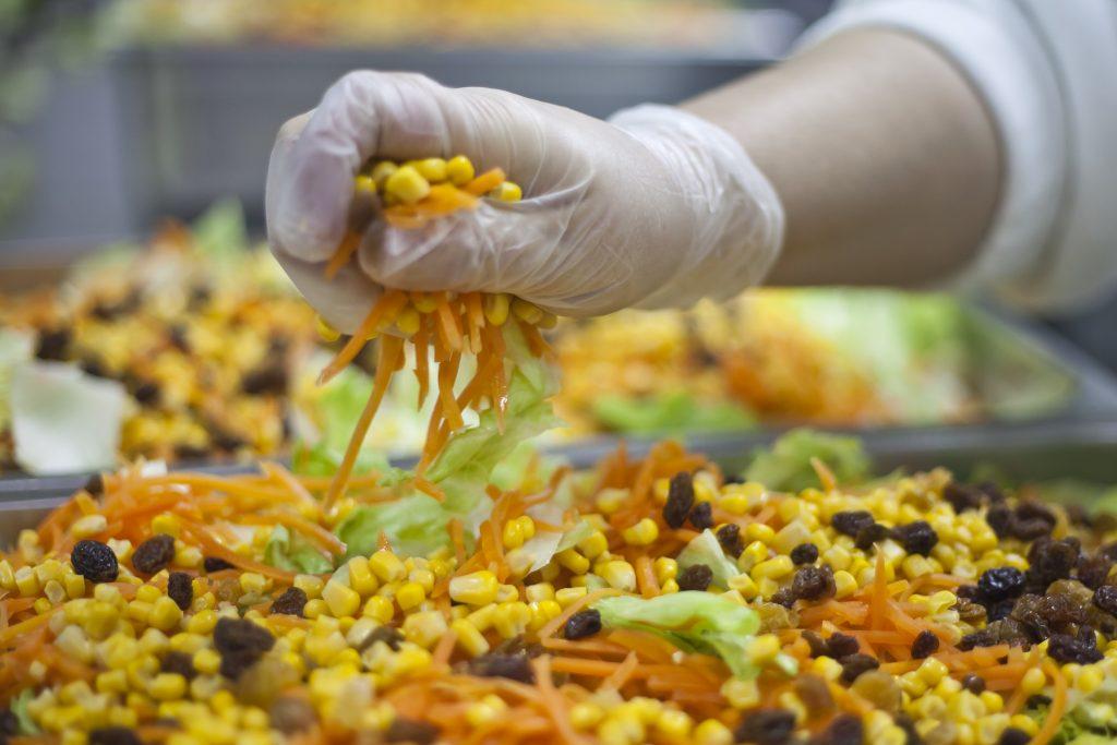 Ensalada Slider Comedores Escolares Menjadors Escolars