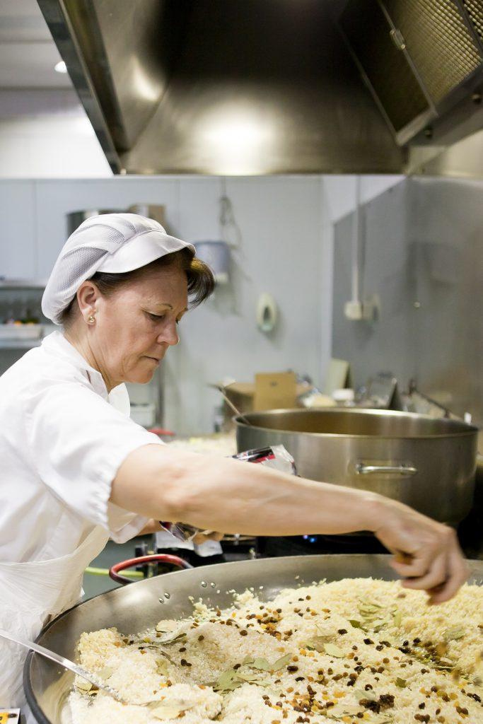 paella arroz slider