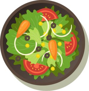 Educación Nutricional - Educació Nutricional - ensalada
