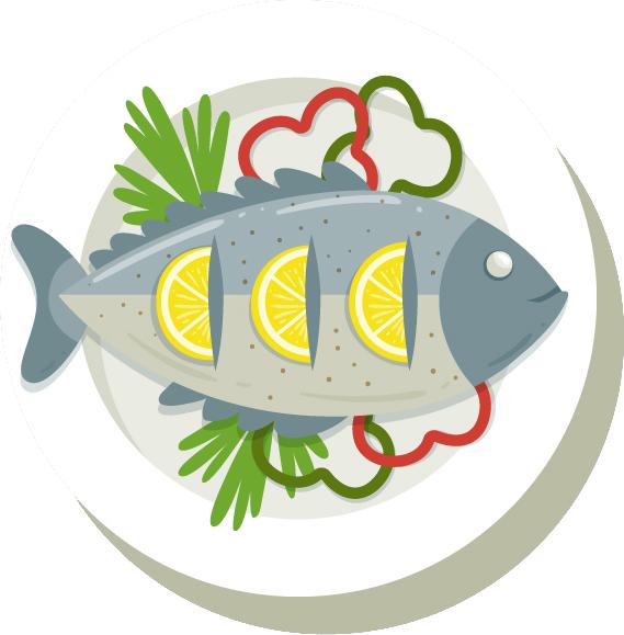 Dieta Equilibrada - Pescado - Peix