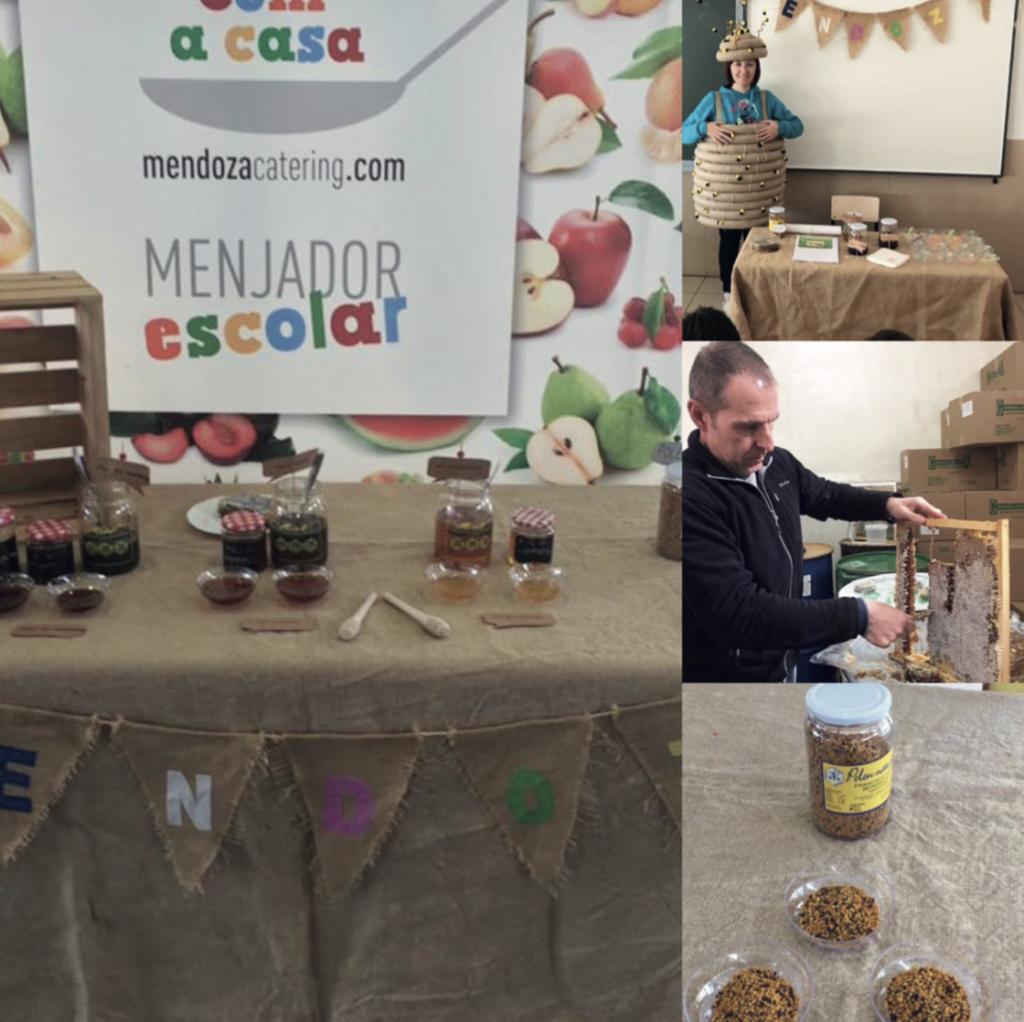 Taller de la Miel de verdura Actividades Mendoza Colectividades